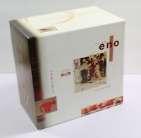 BRIAN ENO Box I Instrumental 3 Disc w/ Booklet CD Box Set Ambient Electronic SBM