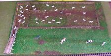HO scale Sheep stock yard KIT with second ramp kit