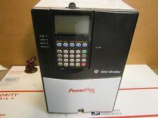 ALLEN BRADLEY 20AD014A0AYNANC0 POWERFLEX 70 W/ 20-HIM-A3 LCD HIM