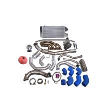 CXRacing Ball Bearing Turbo Kit for 01-06 Civic Integra DC5 RSX K20 Sidewinder