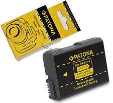 Batteria Originale Patona EN-EL14 EN EL14 per Nikon Coolpix P7000 P7100 P7700