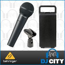 Behringer XM8500 Dynamic Vocal Microphone Mic Clip & Hard Case Included - BNI...