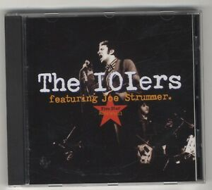 101ers Featuring Joe Strummer – Five Star Rock'N'Roll FRENCH CD MINT THE CLASH
