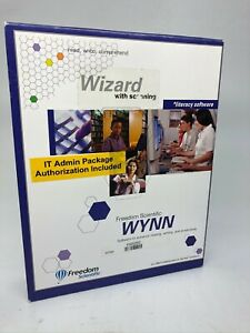 Freedom Scientific Wtnn Wizard with Scanning