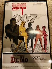 "James Bond Dr. No Sean Connery 12"" Action Figure (2002 Sideshow #7701)"