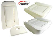 Corvette C3 1968-1978 4pc Seat Foam Best Quality 68-69 70-74 75 76-78