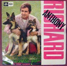 Chats - Chiens  33 tours Richard Anthony La terre promise 1966