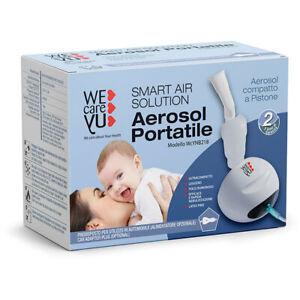 WeCareYu Aerosol a pistone portatile Smart Air Solution