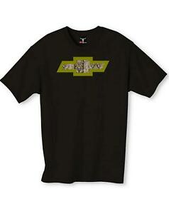 Camouflage Chevy Bowtie Chevrolet Toddler Tee T Shirt 2T 3T 4T Free Shipping
