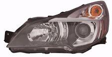 SUBARU LEGACY OUTBACK 2013 2014 BLACK HEADLIGHTS HEAD LIGHT LAMP - LEFT