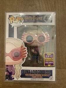 Luna Lovegood with Glasses - SDCC 2017 Shared Exclusive - Hot Topic