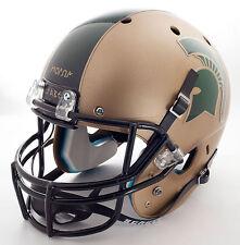 MICHIGAN STATE SPARTANS 2011 Schutt XP Authentic GAMEDAY Football Helmet (GOLD)