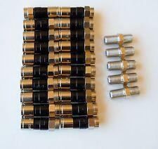 Lot of 20 PPC EX6XL quad seal + 5 PPC 3 Ghz Barrel Connectors