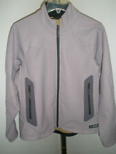 "Women's Lavender REI ""One Jacket"" Soft Shell 4-Way Stretch Sz L"