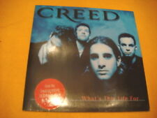 Cardsleeve Single CD CREED What's This Life For 2TR 1998 alt rock