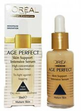3 x l'Oréal age perfect peau Support INTENSE SERUM 30ML