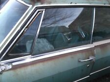 1965-1966 Cadillac Sedan Deville Window Glass For Doors And Other Parts