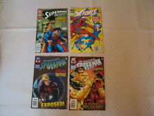 Superman Paperback Comic Books