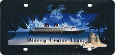 Disney Cruise Line Ship Licence License Plate (New/Sld)