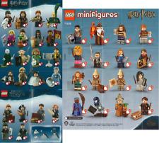 LEGO MINIFIGURE SERIES HARRY POTTER 1 et 2 - Minifigurine ô choix - Choose -NEW