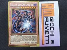 DRAGO ARMATO OSCURO in italiano RARA GOLD originale KONAMI!