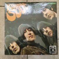 The Beatles_Rubber Soul_Vinile LP 33giri_1980 Parlophone Italy_Sigillato Sealed!