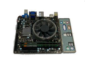 MSI H61I-E35 B3 Intel LGA 1155 Mini-ITX HDMI Motherboard + I3-2120T CPU +4GB RAM