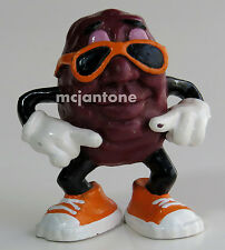 LOOSE Hardees 1987 California Raisins SUNGLASSES DANCER Raisin PVC Figure CALRAB