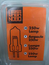 Projector bulb lamp for NOBO & other OHP 's 24v 250v NEW NEW stock