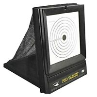 Outdoor Portable Targets for Reusable Bb & Pellet with Trap Net Catcher O6U6