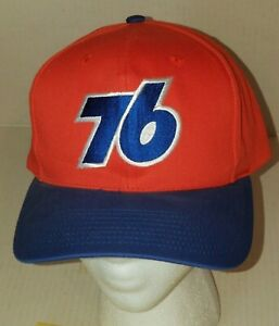 New Rare L& M Renner 76 Gasoline Humboldt County Ca  Sports Ball Cap Hat