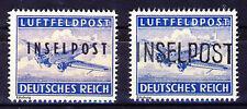 1944 /45 Inselpost, Rhodos, Leros  (*) Fälschung
