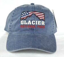 * Parque Nacional Glaciares * Montana Herringbone Sarga GORRA SOMBRERO * Ouray * muestra
