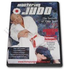 Mastering Judo #8 Kensetsu Waza Joint Locks Dvd Master Okada grappling mma