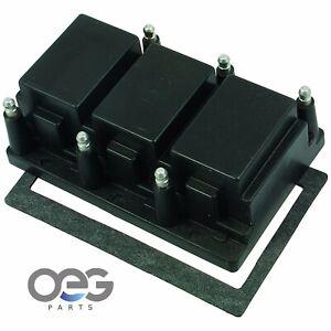 New Coil, Ignition For Oldsmobile Toronado V6 3.8L 86-90 12353801 24502371 D538