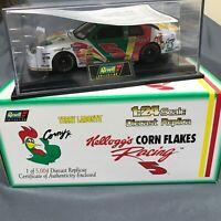 Terry labonte #5 Kellogg's 1998 Monte Carlo 1:24 scale  NASCAR DIECAST Authentic