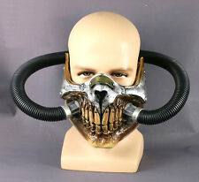 Movie Mad Max 4 Fury Road Immortan Joe PVC Cosplay Props Face Gas Mask Halloween