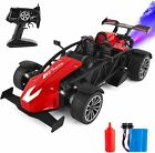 RC Cars 1:12 Remote Control Cars Alloy High Speed Electric Racing LED Headlight