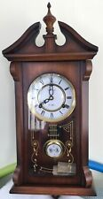 Vienna Style 31 Day  Chiming Wall Clock