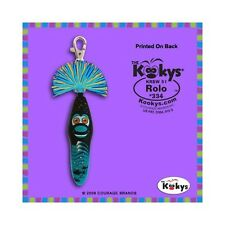 KOOKY KLICKERS KOLLECTIBLE BALL POINT PEN KREW 51 Rolo KEY CHAIN BELT CLIP GIFT