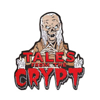 "Tales From The Crypt CRYPT KEEPER Movie TV Large 5"" Collectors PATCH"