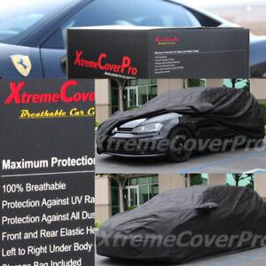 2015 Volkswagen Golf 4-DOOR GTI Breathable Car Cover w/Mirror Pockets - Black