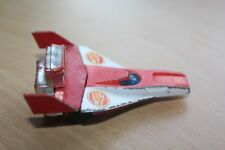HKD 2002 Space Glider SciFi Rare Vintage Red and White Used No Box