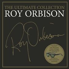 ROY ORBISON THE ULTIMATE COLLECTION CD (28th OCTOBER 2016)