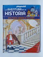 Playmobil Coleccion Libros La Aventura de la Historia Nº 57 Amadeus Mozart Libro