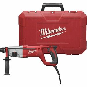 Milwaukee 5262-21 1 in. SDS Plus Rotary Hammer Kit W/ Case  8.0 Amp NEW