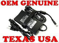 New Genuine Dell PA-4E 130W Laptop Charger / Adapter P/N VJCH5 MTMPN WRHKW