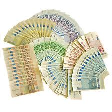 Euro Spielgeld Scheine und Münzen   Kaufladen Rechengeld rechnen Geld  NEU