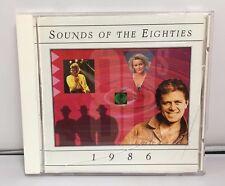Sounds of the Eighties- 1986 CD