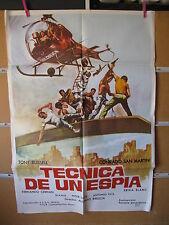 A1316      TECNICA DE UN ESPIA TONY RUSSEL ERIKA BLANK